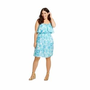 Lilly Pulitzer sea urchins dress for target NWT